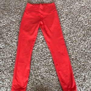 Lululemon Red
